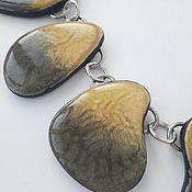 Колье ручной работы. Ярмарка Мастеров - ручная работа Ожерелье из полимерной глины. Handmade.