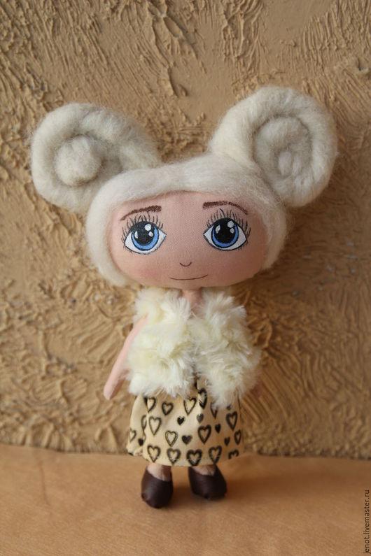 Коллекционные куклы ручной работы. Ярмарка Мастеров - ручная работа. Купить Овен. Handmade. Бежевый, знаки зодиака