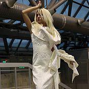 """Свадебный салон ручной работы. Ярмарка Мастеров - ручная работа Платье """"Дух Снега"""". Handmade."""