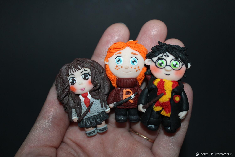 """Брелоки """"Гарри Поттер"""""""