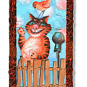 Картины и панно ручной работы. Ярмарка Мастеров - ручная работа Интерьерная фактурная живопись. Handmade.