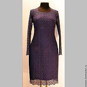 Одежда ручной работы. Ярмарка Мастеров - ручная работа Платье из кружева. Handmade.