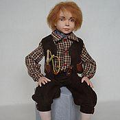 Куклы и игрушки ручной работы. Ярмарка Мастеров - ручная работа почти Том Сойер. Handmade.