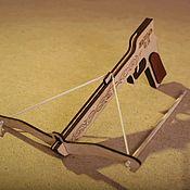 Техника, роботы, транспорт ручной работы. Ярмарка Мастеров - ручная работа Пистолет-арбалет. Handmade.