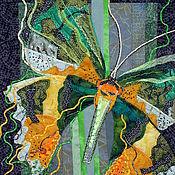 """Картины и панно ручной работы. Ярмарка Мастеров - ручная работа Диптих """"Очарование лета"""". Handmade."""