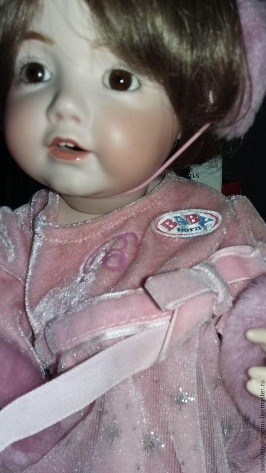 Винтажные куклы и игрушки. Ярмарка Мастеров - ручная работа. Купить кукла фарфоровая,тело  композит реплика Хильды,снова в продаже. Handmade.