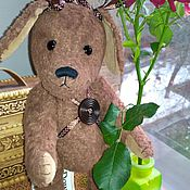 Куклы и игрушки ручной работы. Ярмарка Мастеров - ручная работа Собака Марта. Handmade.