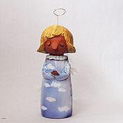 Для дома и интерьера ручной работы. Ярмарка Мастеров - ручная работа Ангел Хранитель. Handmade.