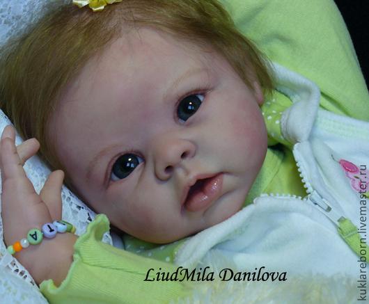 Куклы-младенцы и reborn ручной работы. Ярмарка Мастеров - ручная работа. Купить Криста4.. Handmade. Кукла реборн, генезис