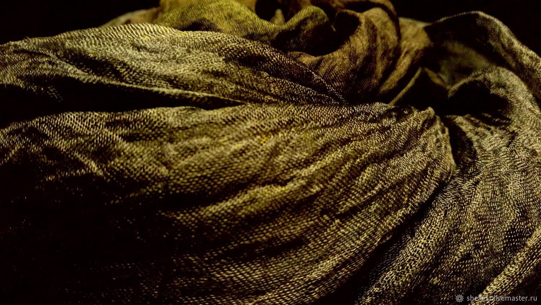 "Набор шелка ""Шервудский лес"", Материалы для валяния, Москва,  Фото №1"