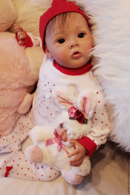 Дашенька ( Tiffany by Natali Blick ), Куклы-младенцы и reborn, Саров, Фото №1