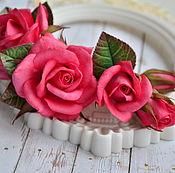 Шпильки для волос Розы