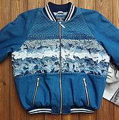 Одежда handmade. Livemaster - original item Bomber