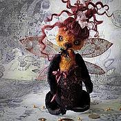 Stuffed Toys handmade. Livemaster - original item fly. Handmade.