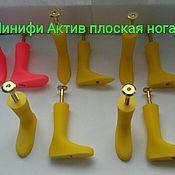 Инструменты для кукол и игрушек ручной работы. Ярмарка Мастеров - ручная работа Обувные колодки для Минифи Актив. Handmade.