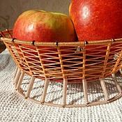Для дома и интерьера ручной работы. Ярмарка Мастеров - ручная работа конфетница, сплетённая из проволоки. Handmade.
