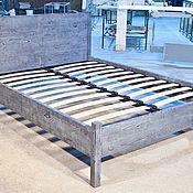 Кровати ручной работы. Ярмарка Мастеров - ручная работа Большая двуспальная кровать из массива «Принц». Handmade.