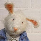Куклы и игрушки handmade. Livemaster - original item Rabbit Teddy Nivans Mctwisp (20 cm). Handmade.