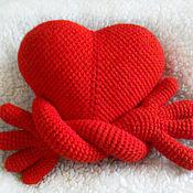Подарки к праздникам handmade. Livemaster - original item Heart handy :). Handmade.