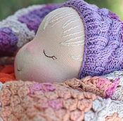 Вальдорфские куклы и звери ручной работы. Ярмарка Мастеров - ручная работа Вальдорфская кукла Сплюша 34 см. Handmade.