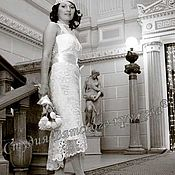 Свадебный салон handmade. Livemaster - original item Wedding dresses made of lace. Handmade.