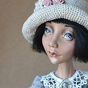 Куклы и игрушки handmade. Livemaster - original item Collector`s doll Fanny. series