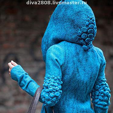 """Одежда ручной работы. Ярмарка Мастеров - ручная работа Куртка из коллекции """"Времена года"""". Handmade."""