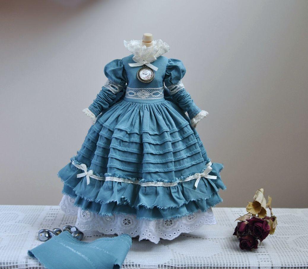 Blythe dress, pullip dress, blythe (pullip) clothes, Clothes for dolls, Taganrog,  Фото №1