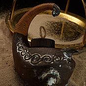"""Посуда ручной работы. Ярмарка Мастеров - ручная работа Чайник-скорпион """"Кхапес"""". Handmade."""
