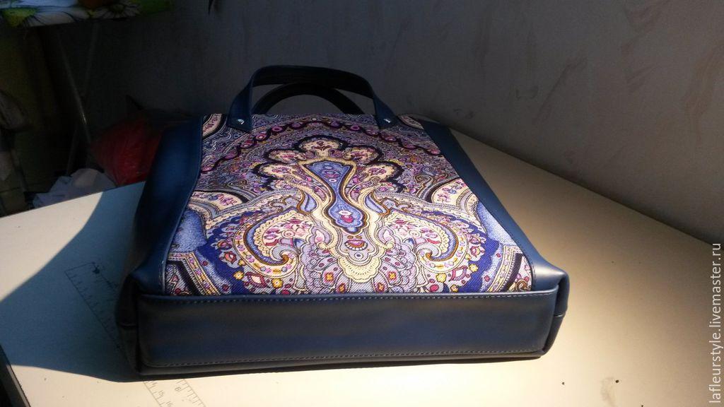 сумки из пп платков