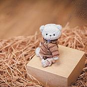 Куклы и игрушки ручной работы. Ярмарка Мастеров - ручная работа мишка тедди Мартин. Handmade.