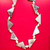 Украшения handmade. Livemaster - original item white wings. Maya Plisetskaya. Handmade.