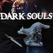 Для дома и интерьера ручной работы. Ярмарка Мастеров - ручная работа Сиф Великий волк Dark Souls. Handmade.