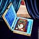 """Персональные подарки ручной работы. Коллекционная книга """"Алиса в стране Чудес"""". Vintage Book        (Наталья Bliss). Ярмарка Мастеров."""