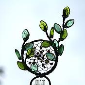 """Украшения ручной работы. Ярмарка Мастеров - ручная работа Шпилька """"Чудеса леса"""". Handmade."""