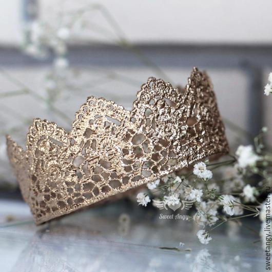 Корона Melissa Gold d-10 см