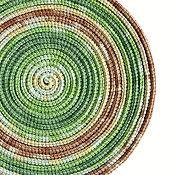 Украшения ручной работы. Ярмарка Мастеров - ручная работа ШарфоБусы Lasso Green apple. Handmade.