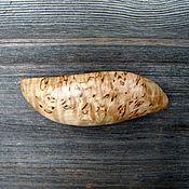 Украшения handmade. Livemaster - original item Hairpins made of Karelian birch. Handmade.