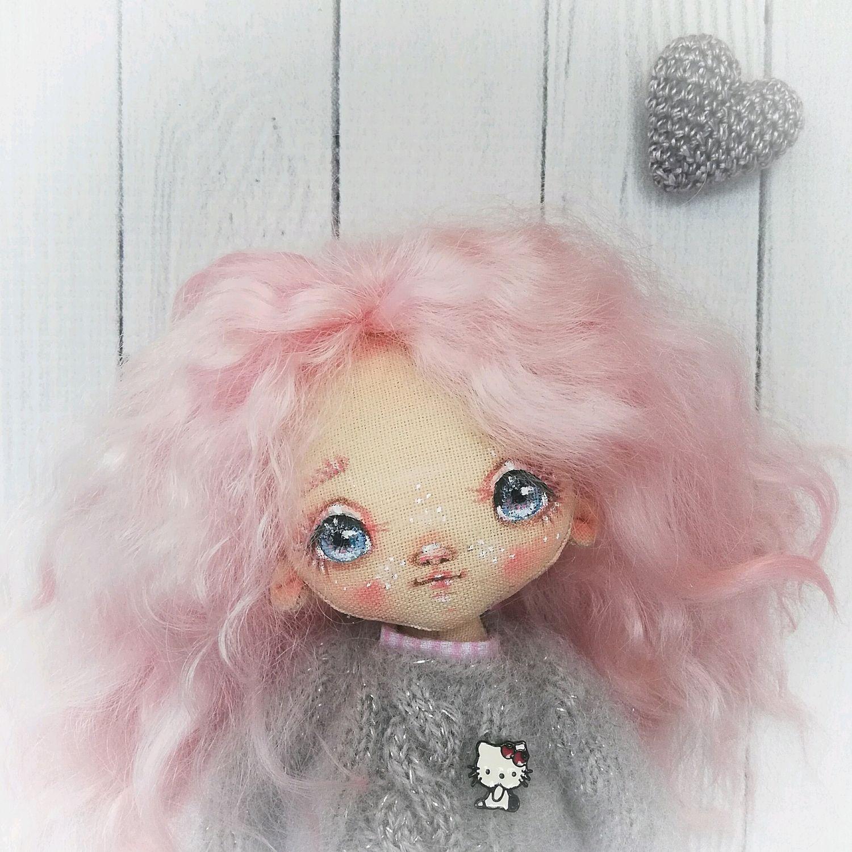 Текстильная кукла, Коллекционные куклы, Невьянск, Фото №1