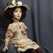 Куклы и игрушки ручной работы. Ярмарка Мастеров - ручная работа Подвижная кукла Мэри. Handmade.