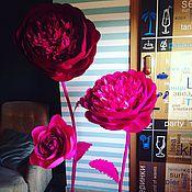 Подарки к праздникам ручной работы. Ярмарка Мастеров - ручная работа Цветы в аренду. Handmade.