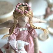 Куклы и игрушки handmade. Livemaster - original item Angel and goose. Handmade.