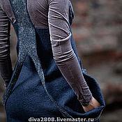 """Одежда ручной работы. Ярмарка Мастеров - ручная работа Комбинезон из коллекции """" Времена года"""". Handmade."""
