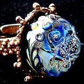 Украшения handmade. Livemaster - original item Ring Silver rain. Handmade.