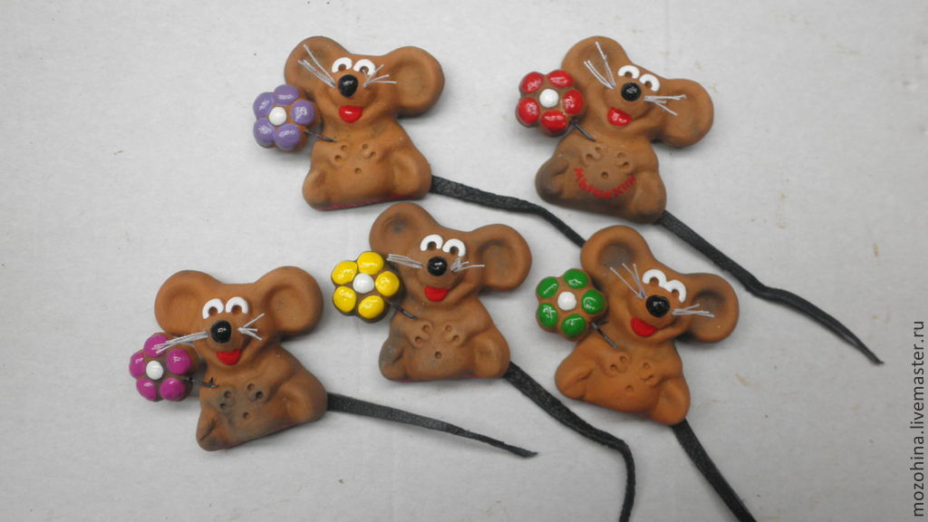 Mice magnets, Magnets, Kostroma,  Фото №1