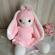 Куклы и игрушки handmade. Livemaster - original item Bunny handmade