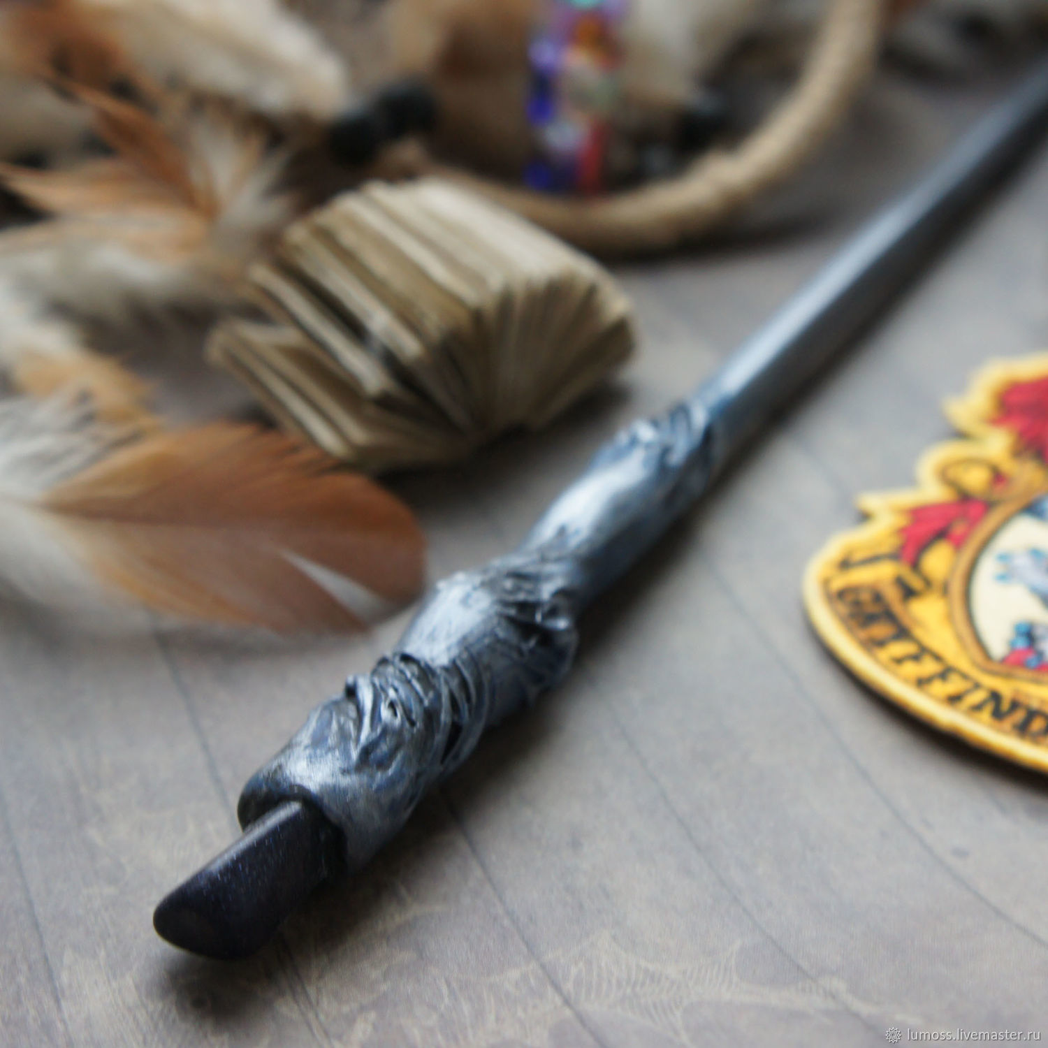 The author's magic wand, Movie souvenirs, Moscow,  Фото №1