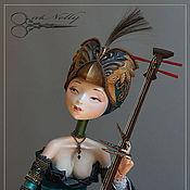 """Куклы и игрушки ручной работы. Ярмарка Мастеров - ручная работа кукла """"ПАВИЦА"""". Handmade."""