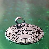 Украшения handmade. Livemaster - original item Scales pendant. Handmade.