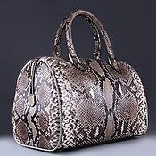 Сумки и аксессуары handmade. Livemaster - original item Bag made from Python IMP0571Z1. Handmade.